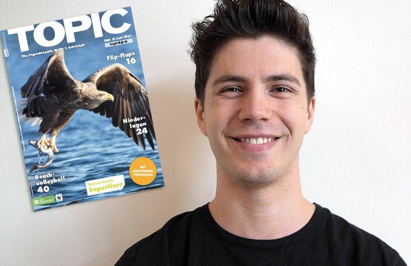 TOPICtube mit Moritz: Tipps für YouTuber