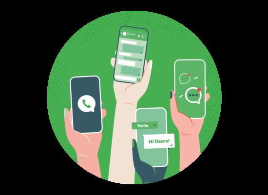 Welche Daten sammelt WhatsApp?