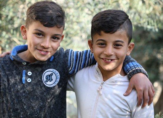 TOPIC-Quiz: Kareem aus Syrien