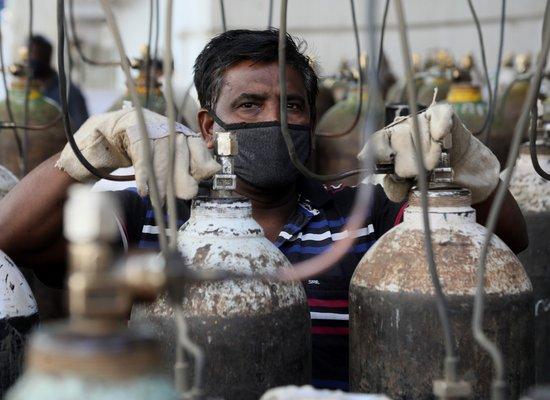 News fürs Ohr: Indien braucht Hilfe