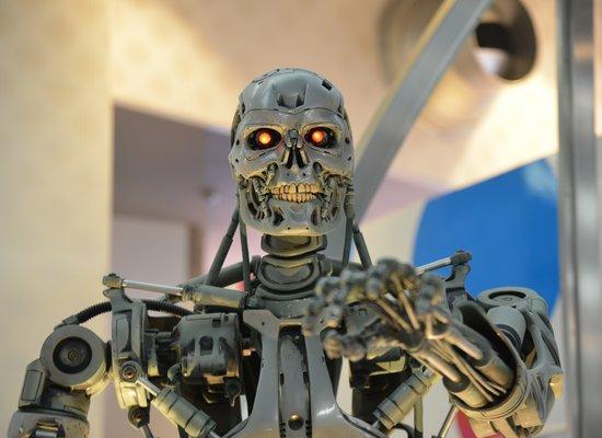 Listen: Interview with Terminator