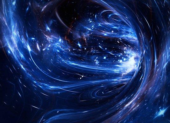 Unsichtbares Rätsel des Weltalls