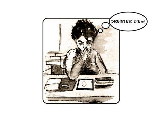 Vorgelesen: Der Pausenbrotdieb