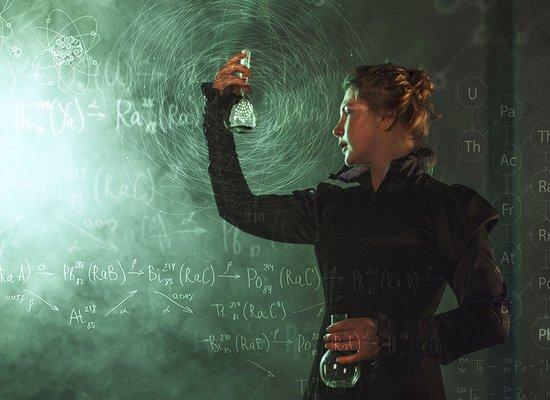 Wie gut kennst du die Superstars der Physik?