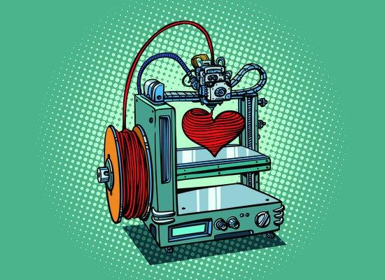 Was weißt du über Bioprinting?