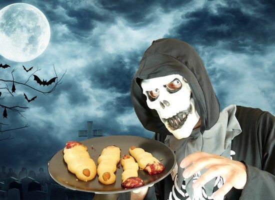 Halloween mit TOPICtuber Moritz
