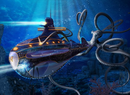 Jules ... wer? Nautilus ... was? Quiz dich schlau!