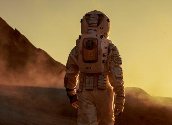 Was weißt du über den Roten Planeten?