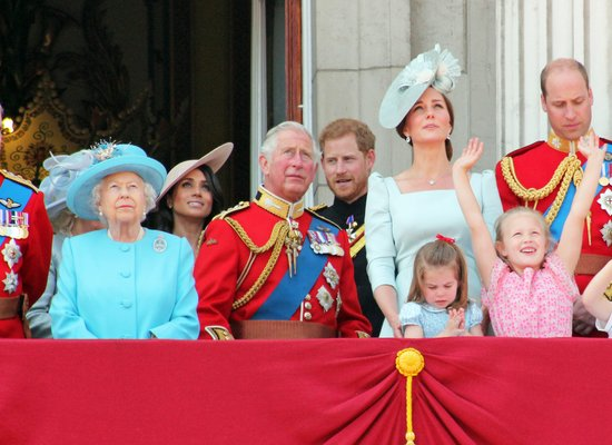 Listening Exercise: The Royal Family