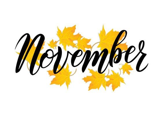 November-Training für die Gehirnzellen