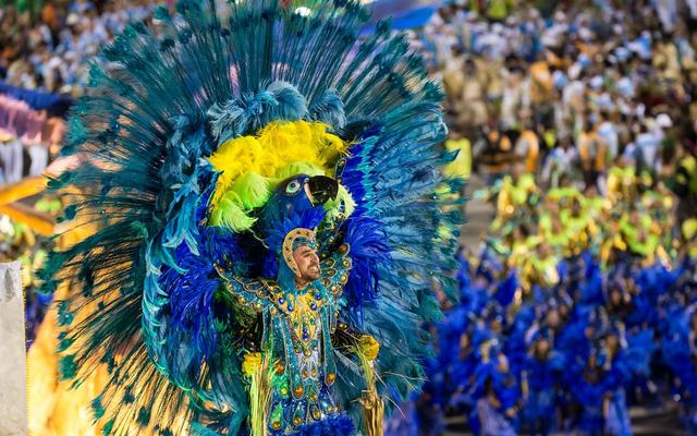 Karneval wurde trotzdem ausgiebig gefeiert.