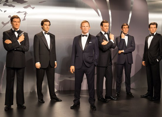 How well do you know James Bond?